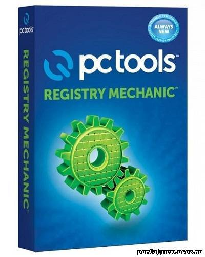 PC Tools Registry Mechanic 11.1.0.188 (2012)