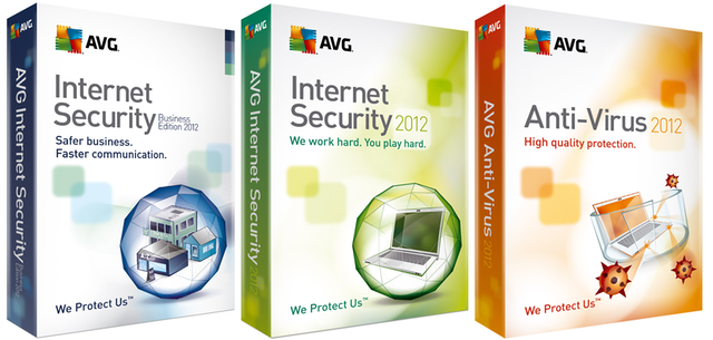 AVG Internet Security/AVG Internet Security Business Edition