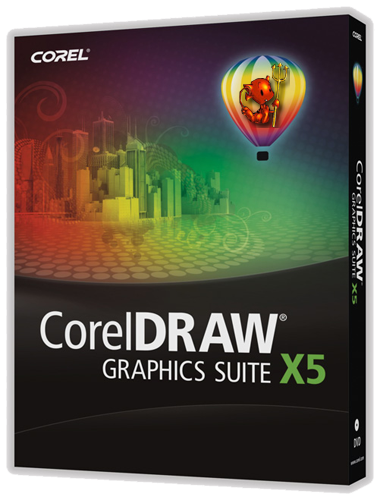 CorelDRAW Graphics Suite X5 15.2.0.686 SP3 (2011)