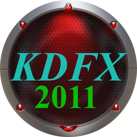 Windows 7 Ultimate KDFX 2011