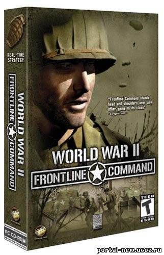 World War 2: Frontline Command (2003) PC