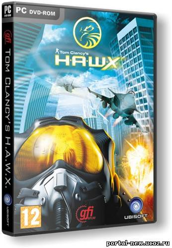 Tom Clancy's H.A.W.X. (2009) PC | RePack от R.G. Catalyst