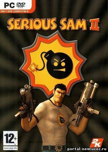 Крутой Сэм 2 / Serious Sam 2 (2005) PC