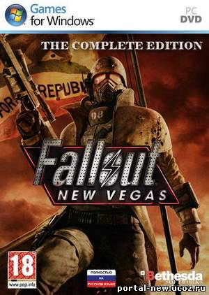 Fallout: New Vegas - The Complete Edition (2011/RUS/ENG/Lossless Repack by R.G. Catalyst)